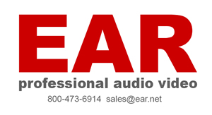 EAR Professional Audio Visual